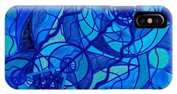 Arcturian Calming Grid IPhone Case