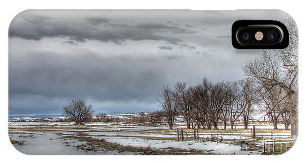 Ardmore Prairie IPhone Case