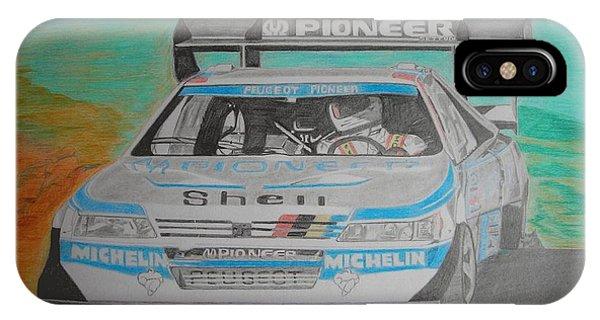 Ari Vatanen Phone Case by Jose Mendez
