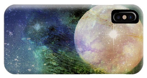 Arianrhod Phone Case by Liz Campbell
