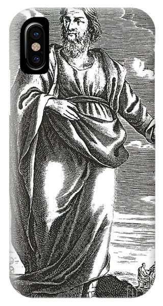 Aristippus Of Cyrene, Ancient Greek IPhone Case