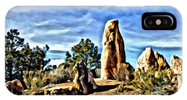 Arizona Monolith IPhone Case
