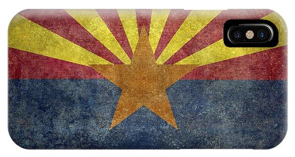Arizona State Flag IPhone Case