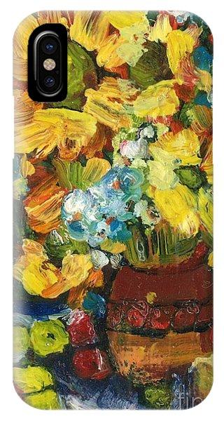 Arizona Sunflowers IPhone Case