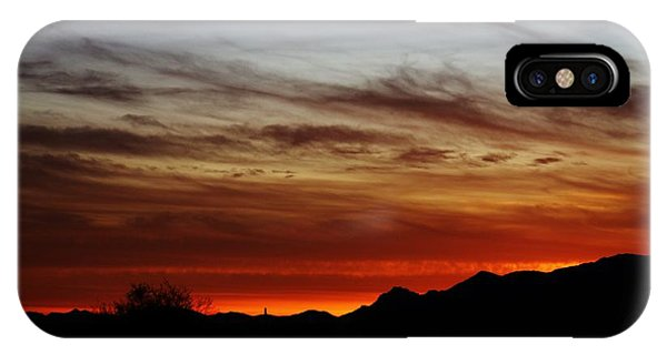 Arizona Sunset Skies IPhone Case