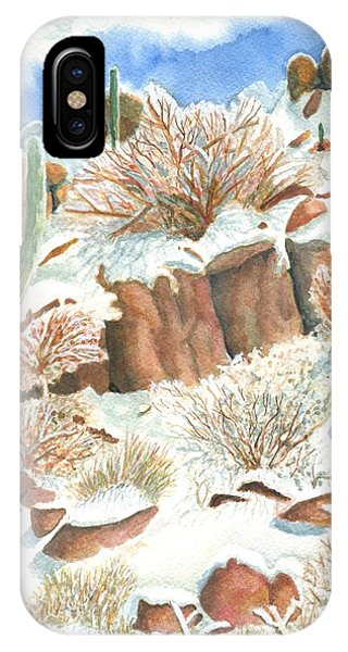 Arizona The Christmas Card IPhone Case