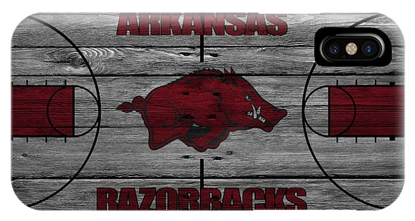 Arkansas Razorbacks IPhone Case