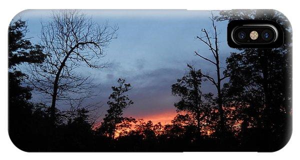 Arkansas Sunset IPhone Case
