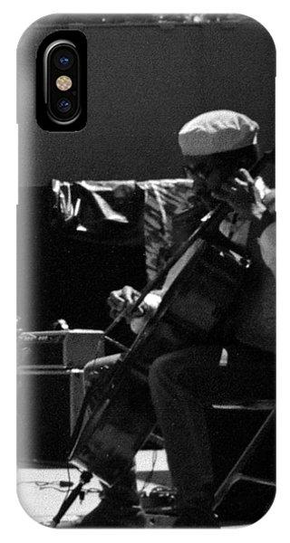 Arkestra Cellist Uc Davis Quad IPhone Case