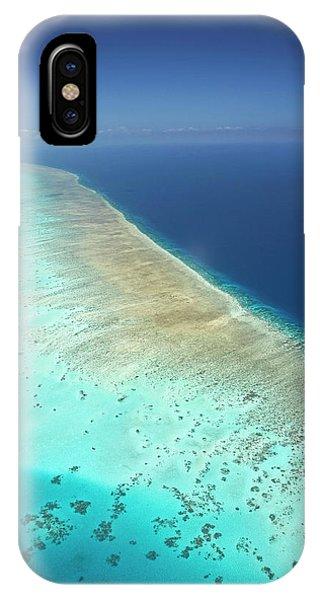 Barrier Reef iPhone Case - Arlington Reef, Great Barrier Reef by David Wall