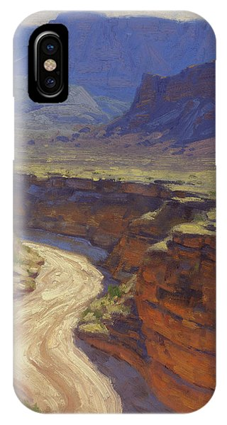 Grand Canyon iPhone Case - Around The Bend by Cody DeLong