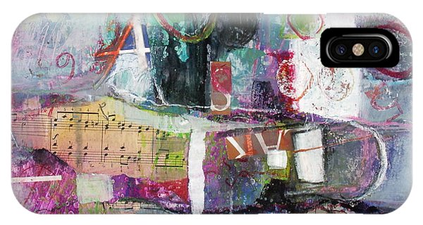 Art And Music IPhone Case