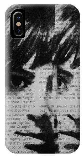 Art In The News 22 IPhone Case