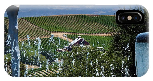Artesa Vineyards And Winery IPhone Case
