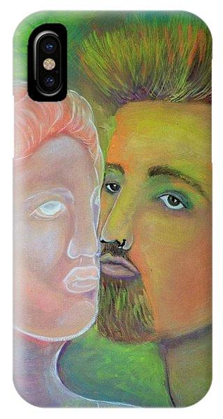 Artist's Muse Phone Case by Michaela Kraemer