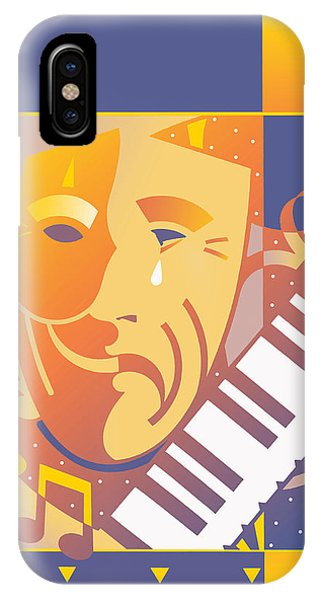 Arts And Music IPhone Case