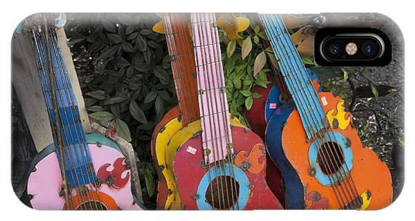 Arty Yard Guitars IPhone Case