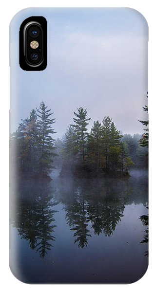 As The Fog Rolls In IPhone Case