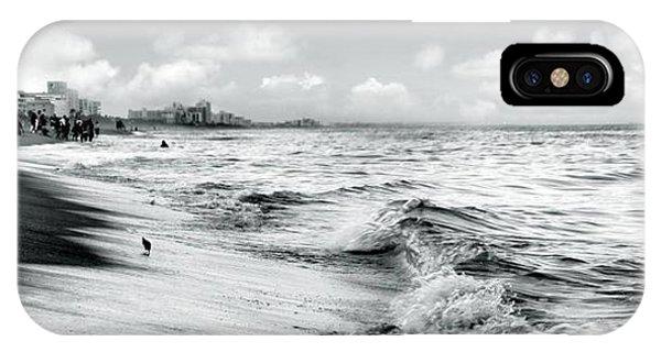 As The Tide Rolls In Phone Case by Cher Ferroggiaro