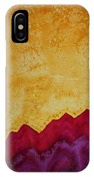 Ascension Original Painting IPhone Case