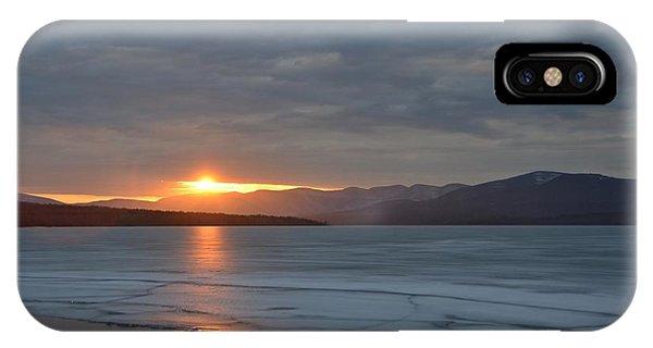 Ashokan Reservoir 34 IPhone Case