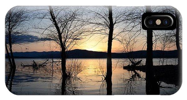 Ashokan Reservoir 43 IPhone Case