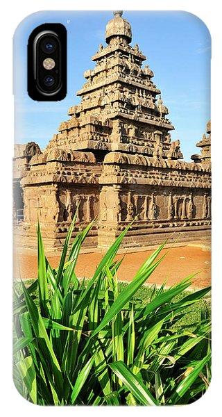 Roxbury iPhone Case - Asia, India, Tamil Nadu, Mahabalipuram by Steve Roxbury