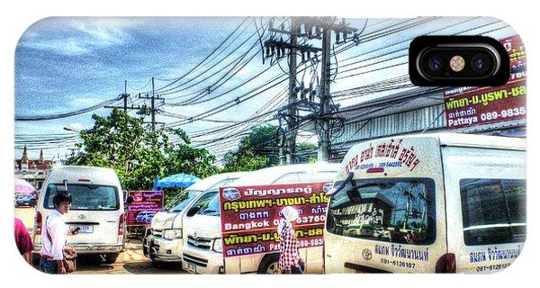 Asia Street Phone Case by Yury Bashkin