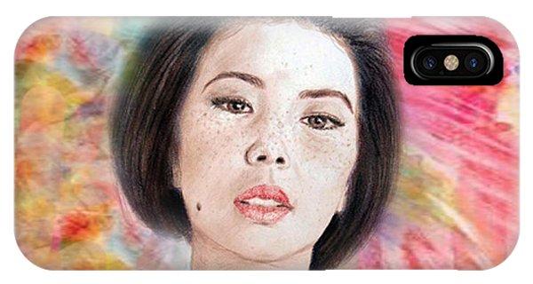 Asian Beauty IIi IPhone Case