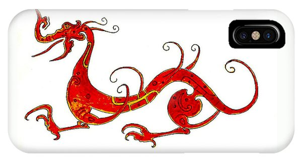 Asian Dragon IPhone Case