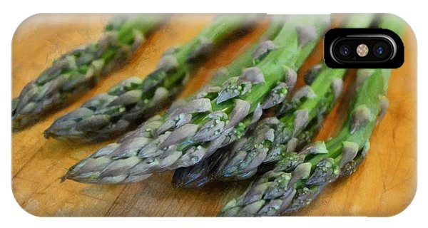 Asparagus IPhone Case