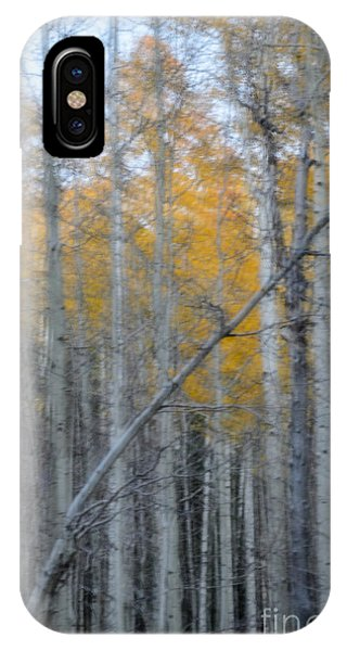 Aspens II IPhone Case