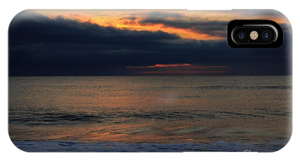 Assateague Sunrise IPhone Case
