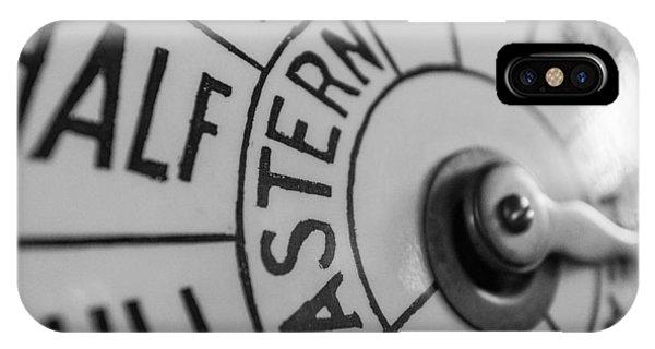Astern IPhone Case