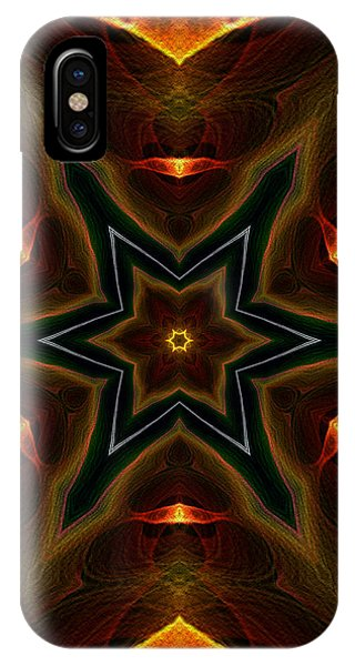 Asteroid Impact IPhone Case