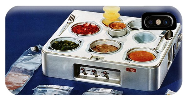 Astronaut Food IPhone Case