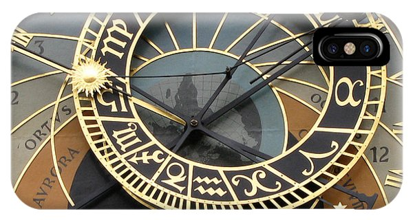 Astronomical Clock Prague IPhone Case