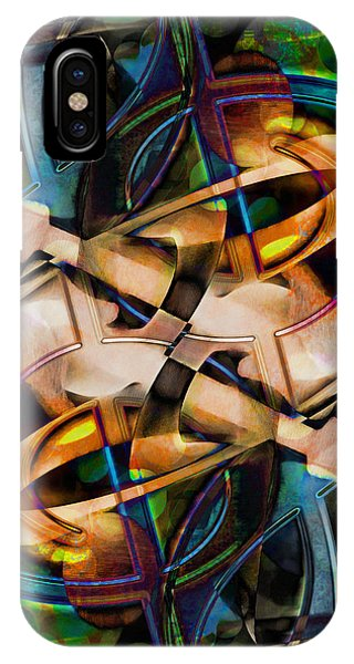 Asturias In G Minor Abstract IPhone Case