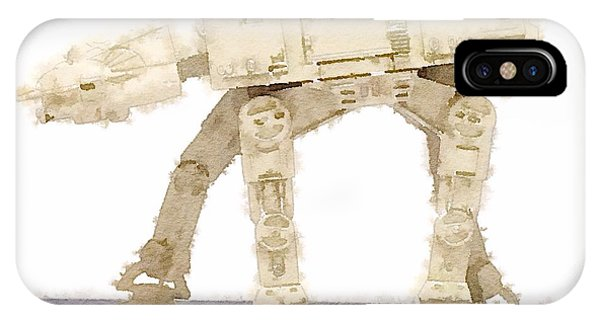 At-at All Terrain Armored Transport IPhone Case