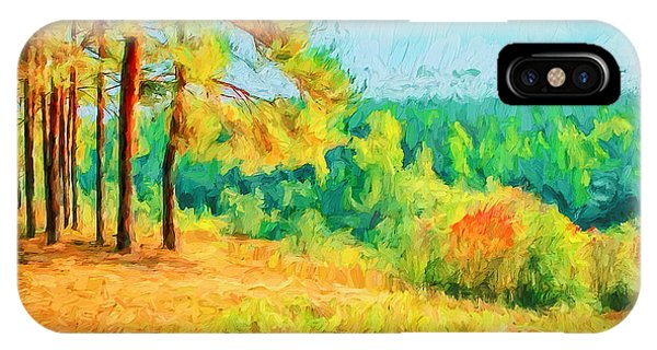 At Autumn Phone Case by Yury Malkov
