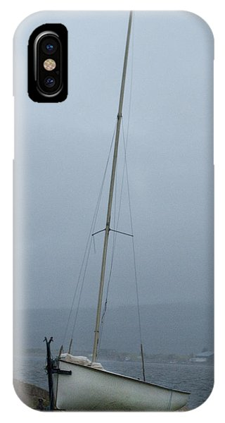At Rest At Meikle Ferry Scotland IPhone Case