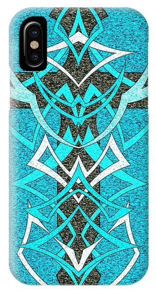 At The Cross Tile 2 Phone Case by Brian Johnson