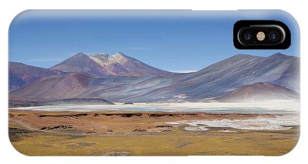 Atacama Hills IPhone Case