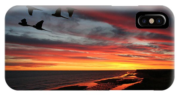 Atardeceres IPhone Case
