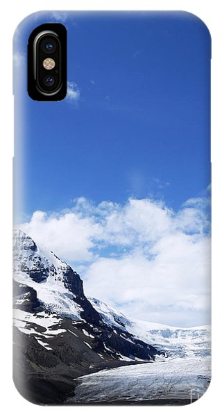 Athabascar Glacier IPhone Case
