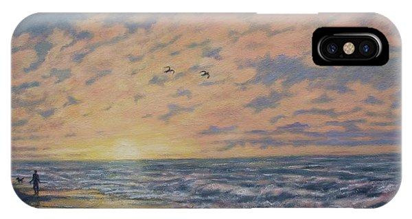 Atlantic Dawn # 2 By K. Mcdermott IPhone Case