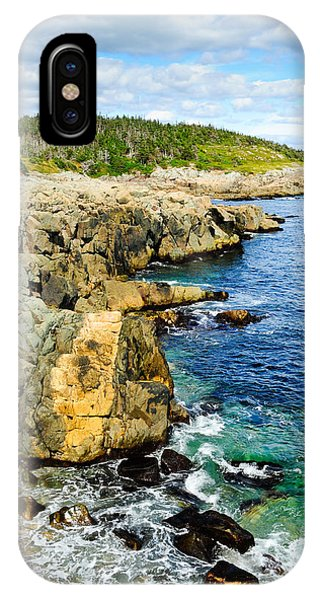 Atlantic Shoreline IPhone Case