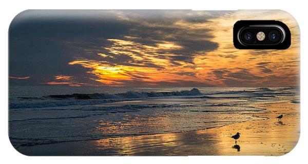 Atlantic Sunset IPhone Case