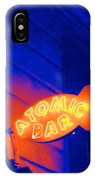 Atomic Bar IPhone Case