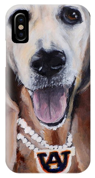 Aubie IPhone Case
